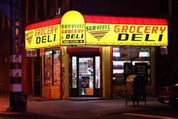 Survival Grocery Deli, Cypress Hills, Brooklyn