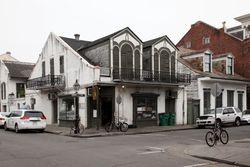 QuarterMaster (aka The Nellie Deli), New Orleans