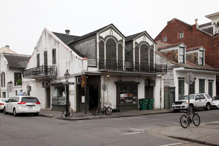 QuarterMaster, (aka The Nellie Deli), New Orleans