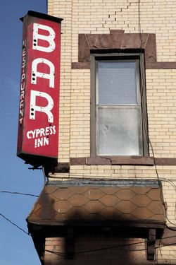 Cypress Inn Cafe, Ridgewood, Queens