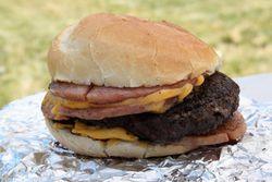 Trenton burger, WTF truck, Trenton Pork Roll Festival, Mill Hill Park, Trenton, New Jersey