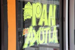 Pan de Axutla, Bravo's Pizzeria and Restaurant, Passaic, New Jersey