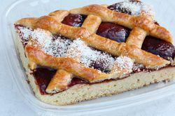 Pastafrola, Sultry Sweets Bakery, Bensonhurst, Brooklyn