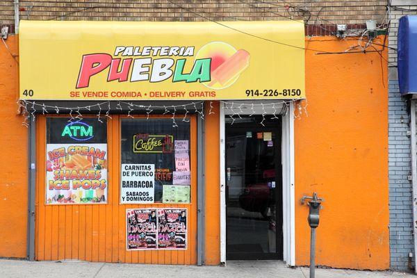 Eating In Translation Restaurant Y Paleteria Puebla