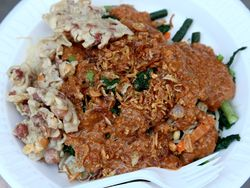 Pecel, Journey to Indonesia, East 68th Street, Manhattan