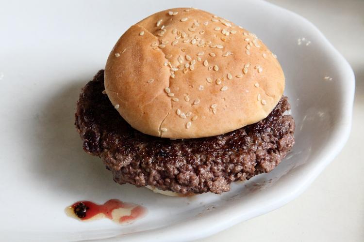 Burger, Joe Junior Restaurant, Third Ave, Manhattan