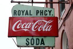 Royal Pharmacy, New Orleans