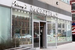 Jenny's Marketplace, Tenth Ave, Manhattan