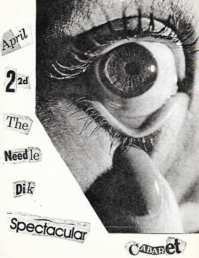 Needle Dik, Cabaret (another eye)