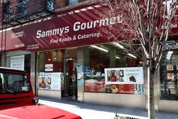 A Taste of Lebanon at Sammy's Gourmet, Madison Ave, Manhattan