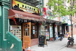 Patron Mexican Restaurant, Patron de Inspiracion, and neighbors, Woodstock, Bronx