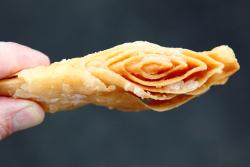 Fried pastry, Chittagong Association of North America Mela, Kensington, Brooklyn