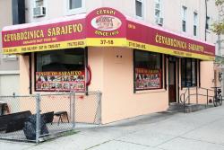 Cevabdzinica Sarajevo, aka Sarajevo Fast Food, Astoria, Queens