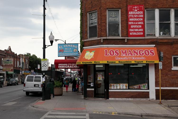Los Mangos, Little Village, Chicago
