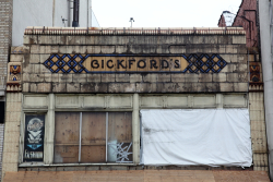 Bickford's, surviving signage, Flatbush, Brooklyn