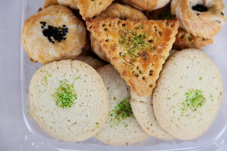 Cookies and biscuits, Kouchi Supermarket, Pomonok, Queens