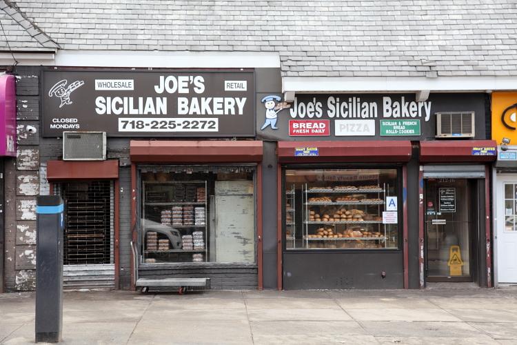 Joe's Sicilian Bakery, Bayside, Queens