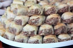 Pastries at Al-Sham, Astoria, Queens