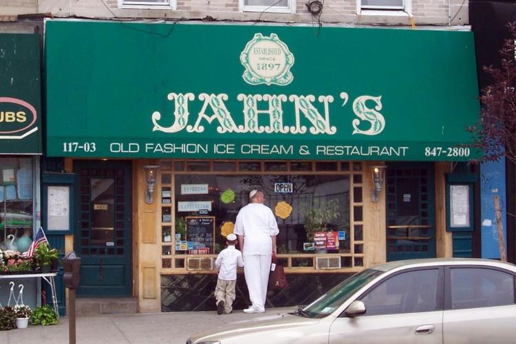 The former Jahn's, Richmond Hill, Queens