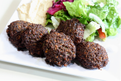 Falafel  Hazar Turkish Kebab  Bay Ridge  Brooklyn