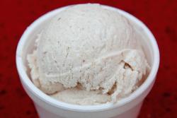Chikoo ice cream  Kwality Ice Cream  Edison  New Jersey