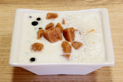 Taro sago soup  Let's Dessert  Bath Beach  Brooklyn