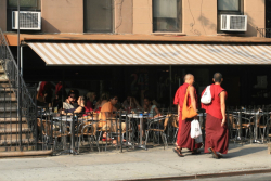 Cafe Orlin  St Mark's Pl  Manhattan