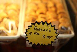 Ruglah's (rugelach)  Tastee Pattee  East Flatbush  Brooklyn