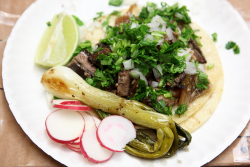 Taco de azadura  5 de Mayo Food Market  Elmhurst  Queens