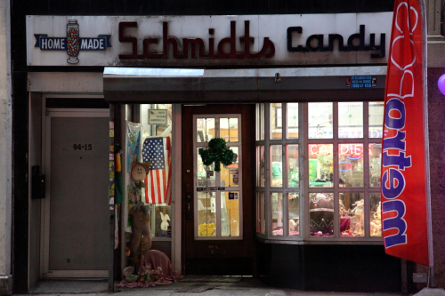 Schmidt's Candy  Woodhaven  Queens (Culinary Backstreets)