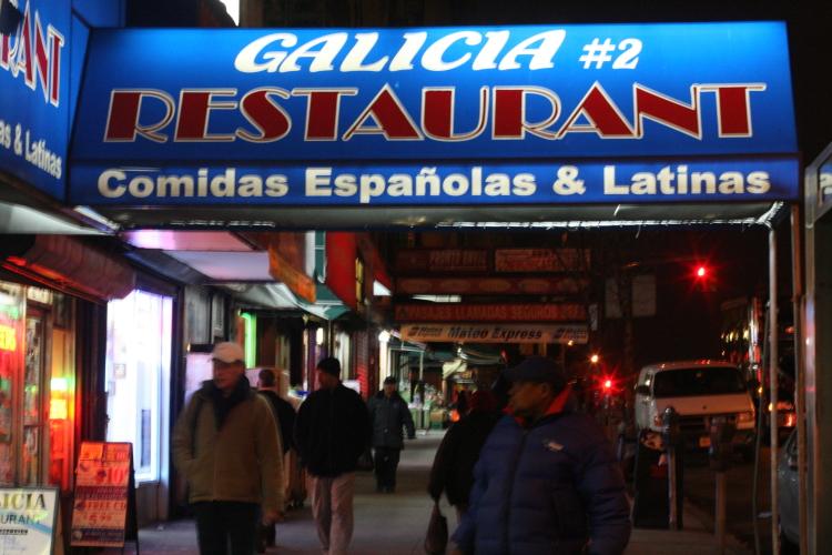 Galicia  Broadway  Manhattan