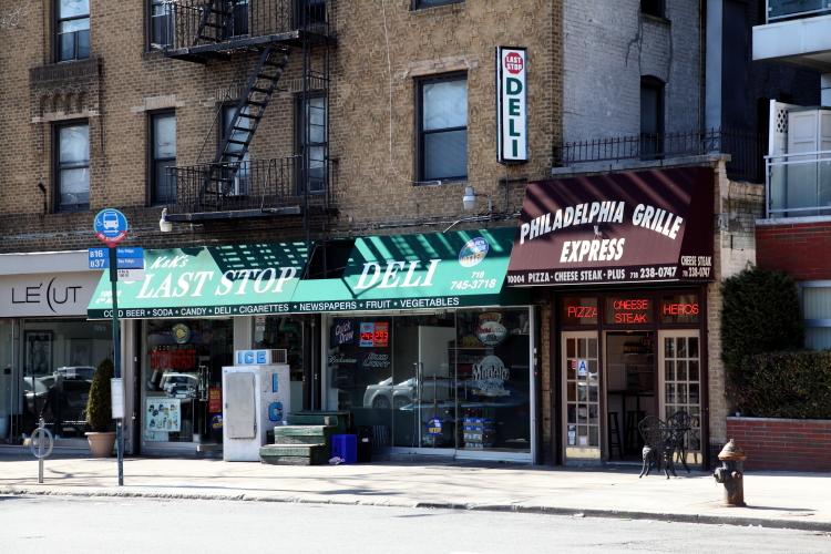 K&K's Last Stop Deli and Philadelphia Grille  Bay Ridge  Brooklyn