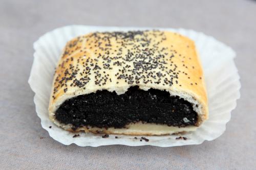 Poppy-seed pastry  Metropolitan Eurofood  Kew Gardens  Queens