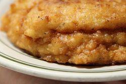 Potato pancake, Liebman's Delicatessen, Riverdale, Bronx