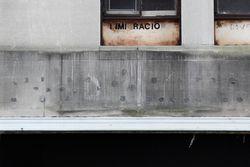 Food-O-Rama, surviving signage, West 104th Street, Manhattan