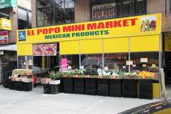 El Popo Mini Market, Jackson Heights, Queens