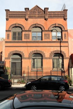 Former offices of Joseph Fallert Brewing, Williamsburg, Brooklyn