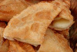Cheese empanadas, 110 Years of PS 110, Delancey Street, Manhattan