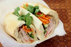 Special combo banh mi, AC Sandwiches (Banh Mi AC), Atlantic City, New Jersey
