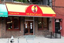 Ms Rita's Place, East 109th St, Manhattan
