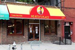 Ms Rita's Place, East 109th St, Manhattan