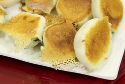 Furnace buns, Qing Dao Restaurant, Flushing, Queens