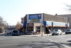 Cafe Himalayan and neighbor, Ridgewood, Queens