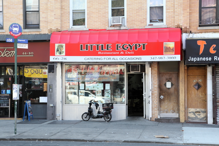 Little Egypt, Ridgewood, Queens