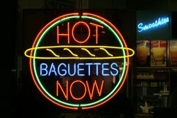 %22Hot baguettes now,%22 San Francisco