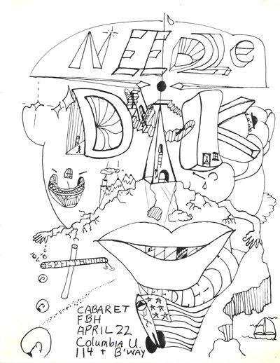 Needle Dik, Cabaret (Dik head)