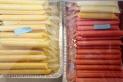 Ice pops, Cevicheria El Limon, Kearny, New Jersey