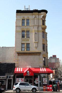 Kentucky Fried Chicken, Third Ave, Manhattan