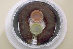 Black pudding, Kaieteur Express, Hollis, Queens