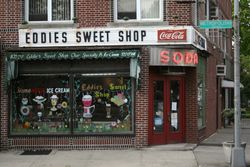 Eddie's Sweet Shop, Forest Hills, Queens